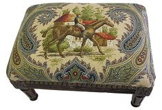 $575 on sale for $285  Louis XVI-Style Footstool on OneKingsLane.com