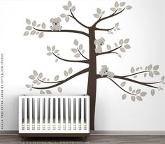 Idea for baby room