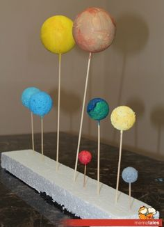 Solar System Craft For Kids /memetales