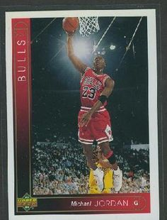 1993-1994 93-94 Upper Deck #23 Michael Jordan ---> shipping is $0.01 !!!