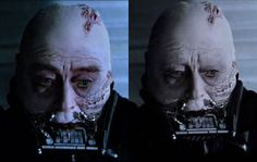 The Most Pointless uses of CGI effects in Movie History.Notice the eyebrows?