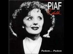 Edith Piaf - La foule It's a life goal of mine to walk through Paris listening to this song & her music.