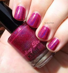 My Nail Polish Obsession: Guest Post from The Ides of Polish