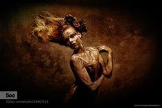 roses - Pinned by Mak Khalaf Fine Art beautifulbeautygirlmodelsurrealwoman by StefanSchwarz1