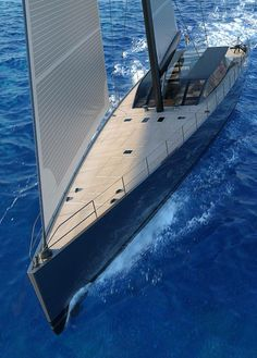 Perini Navi Project E-volution yacht arrives in Viareggio Yacht Design, Boat Design, Luxury Sailing Yachts, Luxury Boats, Yacht Builders, Build Your Own Boat, Yacht Interior, Yacht Boat, Sail Away