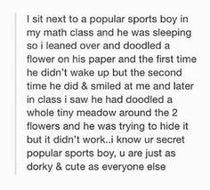 Awh that's cute
