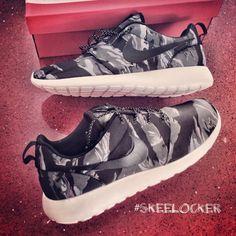 "#SkeeLocker 175/365: Roshe Run GPX ""Black Tiger Camo"""