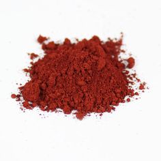 Brick Red Oxide Pigment | for making colored lip tints, balms, lipsticks, and cream blushes