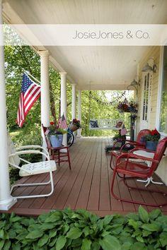 Perfect porch ☆