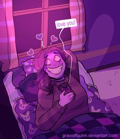 She loves me! by GraWolfQuinn on DeviantArt Fnaf Drawings, Cute Drawings, Fnaf Comics, Bardock Super Saiyan, Vincent Fnaf, Fnaf Night Guards, William Afton, Freddy 's, Anime Fnaf