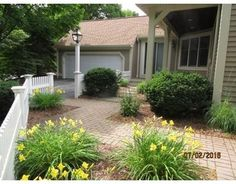 153 Nobscot Rd #153, Sudbury, MA 01776 - Doug's Comments:  Nice complex with club house and pool.  Walking trail to shopping.  Nice screened porch.  Lower Level is walkout with 3rd bed and bath and Family Room.