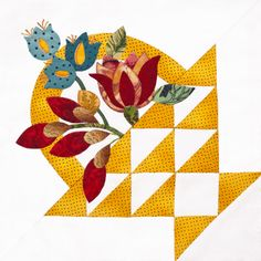 Rita Verroca quilt patterns | Baltimore on the Prairie - and More
