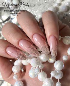 #frenchmanicure #frenchmani #sayyes #weddingnails #slubnepaznokcie #weddingstylemagazine #minimalismnails #gentlynails #nailoftheday #nailsaddict #pazurki #paznokcie #nailsofinstagram #nailsnailsnails #babyboomernails #artofnails #manicure #nails2019 #nails4today #longnails #nailslove #nailobsession #beautynails #nailsdid #candynails #perfectmanicure #nowemani #nowepaznokcie Uv Led, How To Do Nails, Long Nails, Wedding Nails, Nails Inspiration, Beauty Nails, Manicure, Candy, Nail Bar