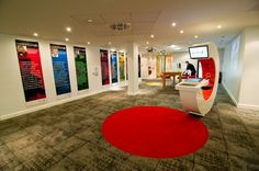 google office dublin 600x398 Awesome Google Offices Designs Around the World