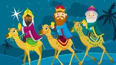 ❄ I Saw Three Ships - Karaoke Instrumental ❄ Villancicos de Navidad en I...