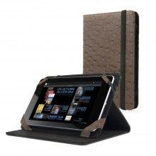 Custodia Universal Tablet 7-8 pollici Muvit e Funzione Supporto Avestruz  € 24,99