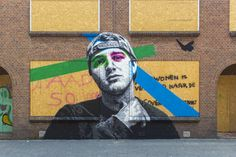 NILS WESTERGARD  .. 'Connor' .. StraatExpo ..  [Haag, Netherlands 2014]