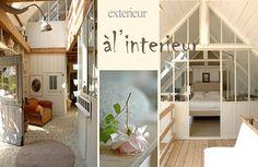 Bretagne- self catering cottage ( 4 pers) - langs een mooie rivier en dicht bij zee. Boerderij & lekkere pannenkoeken- La maison des LAMOUR -