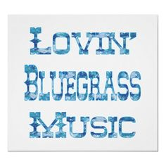 Lovin bluegrass music? YES we do!!!