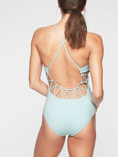 ade06e85ab9f0 Loop Back One Piece | Athleta Active Wear, Gold Coast, What To Wear,