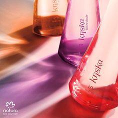 Kriska é uma fragrância adocicada e marcante com fundo de baunilha. Sua embalagem reforça a essência feminina de forma…