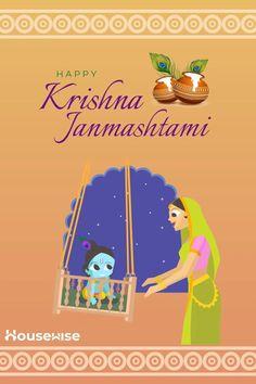 Happy Baisakhi, Happy Holi, Radha Krishna Songs, Krishna Quotes, Happy Janmashtami Image, Happy Janmashtami Quotes, Janmashtami Wishes, Independence Day Wishes, Funny Cartoon Gifs