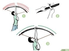How to Make a Bow and Arrow: 13 Steps (with Pictures) - wikiHow