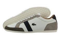 Lacoste Alisos 20 SRM Off White 7-28SRM4107098 Men