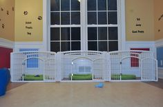 Puppy room , wonderful idea! ...........click here to find out more     http://googydog.com