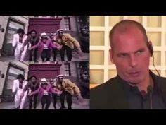 """Tραγούδι για τον Γιάνη Βαρουφάκη! """"Τα χώνει στο BBC, δεν φοράει γραβάτα στη Βουλή"""" Πηγή Βίντεο-Xρήστης Youtube: iliascyprus   Varoufunk - Mark Ronson + Bruno Mars + Yanis Varoufakis"""