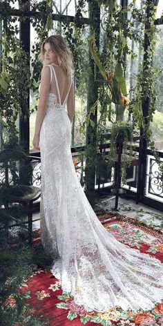 2b3cc8b8571 Limor Rosen Wedding Dresses — XO Collection For 2019 ☆ See more  https
