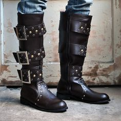 For Men, the Look of Pants Tucked Sloppily Into Their Boots Is Not ...