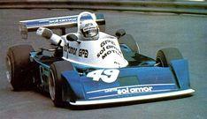 Jose Dolhem - AGS JH15 - Solamor GPA Motul - XXXVIII Grand Prix Automobile de Pau 1978