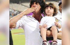 Watch: Shah Rukh Khan Teaching Some Lessons To His Son AbRam Khan