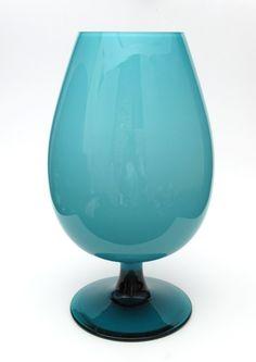 retro art cased glass