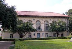 Battle Hall, The University of Texas at Austin. Cass Gilbert, Architect. 1911.