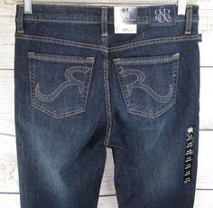 5f07142358349 Rock & Republic Womens Jeans Size 4