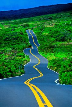 maui hawaii | Driving the Kula Highway, Maui, Hawaii USA | Blaine Harrington III