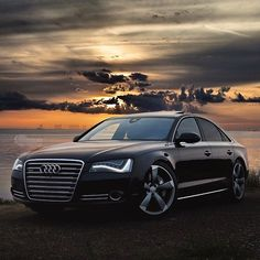 Audi A8 • Photo by @AudiTography  #CarLifestyle