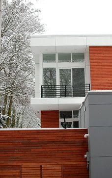 Elemental Design LLC Modern Exterior