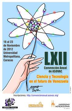 LXII Conveción anual de @AsovacCaracas del 18 al 23 de noviembre el la @Unimet