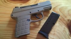 Kel Tec PF9Loading that magazine is a pain! Get your Magazine speedloader today! http://www.amazon.com/shops/raeind