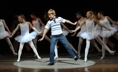 Billy Elliot the Musical - my mom's Mother's Day gift in 2011