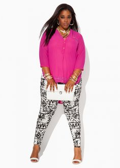 a413cbff825059 Ashley Stewart plus size Thick Girl Fashion, Curvy Fashion, Plus Size  Fashion, Fashion