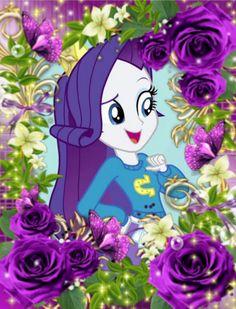 Rarity, Mlp, My Little Pony, Princess Peach, Anime, Fictional Characters, Caricatures, Cartoon Movies, Anime Music