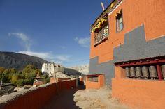 Upper Mustang Trek, Tsarang, Kloster und der alte Palast