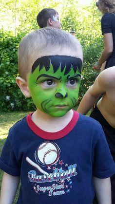 First attempt at hulk needs work but still cute