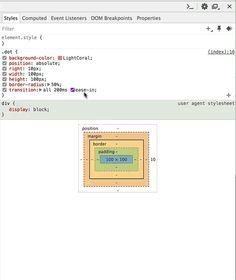 Top 3 Animation Features in Chrome Developer Tools — Medium