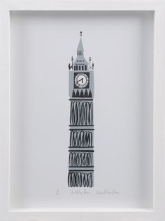 Big Ben by lucie sheridan