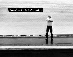 Janol Apin - Métropolitain - Javel - André Citroën